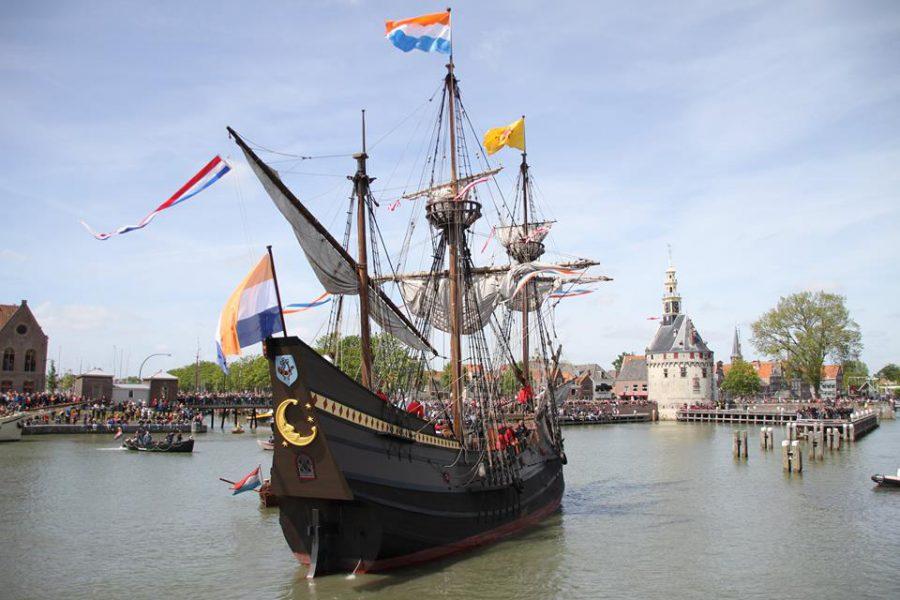 De Halve Maen | museumschip | Hoorn