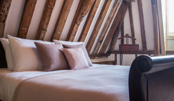 Deluxe Loft kamer | Graaf van Hoorn