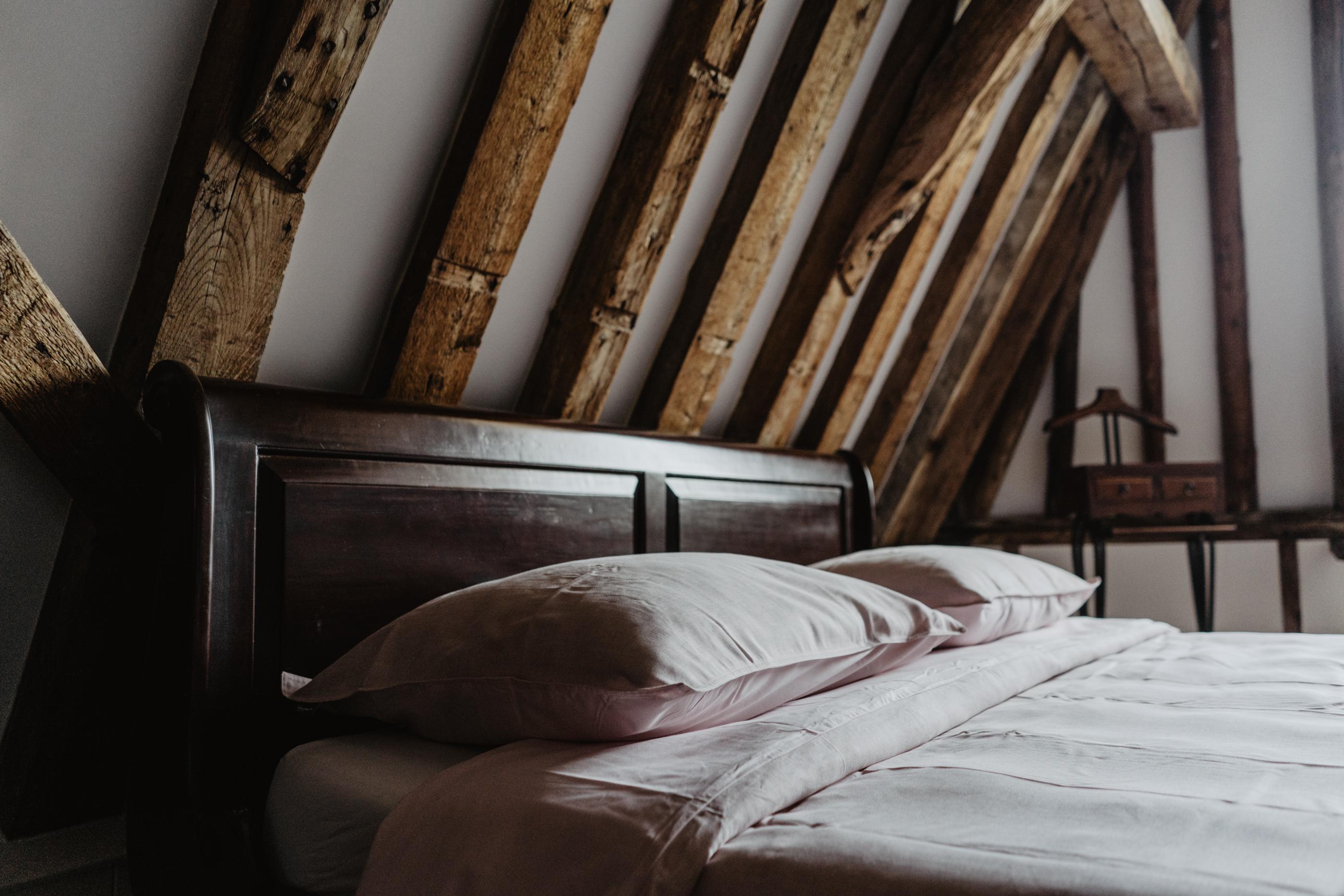 Loft kamer | Graaf van Hoorn
